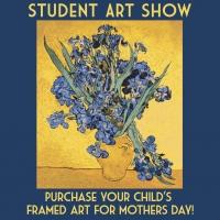 Art Show Van Gogh- MOTHERS DAY